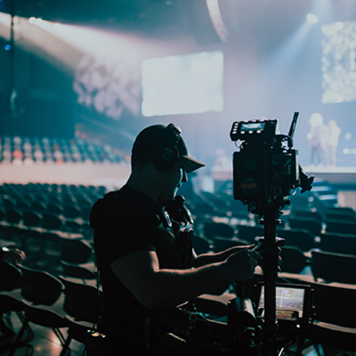 Cinematic live production VariCam LT CINELIVE system