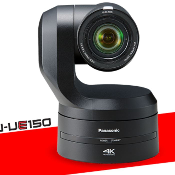 Panasonic AW-UE150 ar vr tracking camera virtual studio virtual set