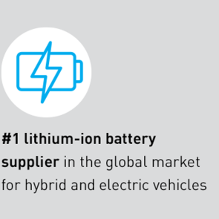 lithium-ion battery supplier