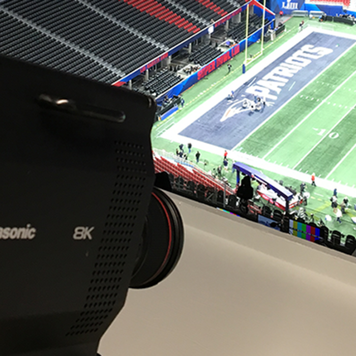 8K region of interest camera for live broadcasting
