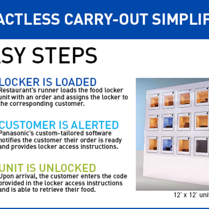 panasonic-smart-food-lockers-3-easy-steps-to-a-contactless-carry-out-solution-for-food-service