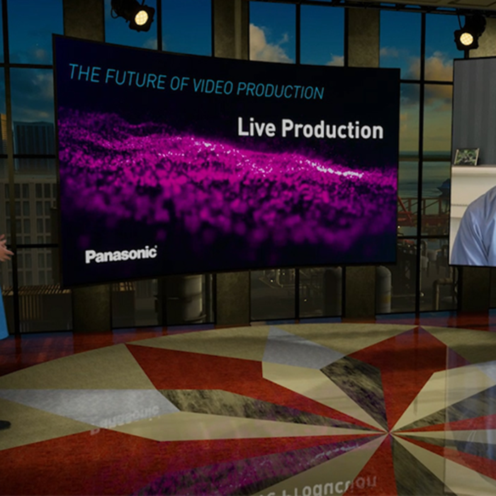 Panasonic NAB Show 2020 questions and answers