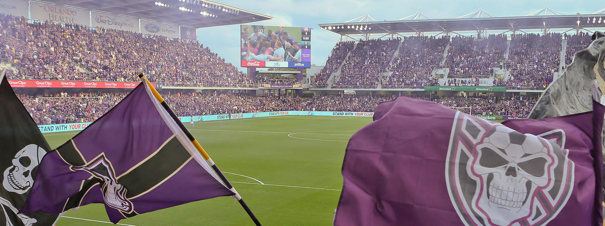Orlando City Stadium - Orlando City Soccer Club