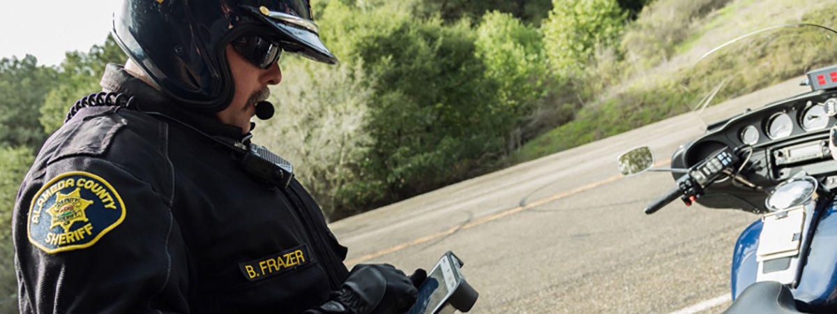 Police Rugged Mobile Computers | Panasonic Toughbook Case Study