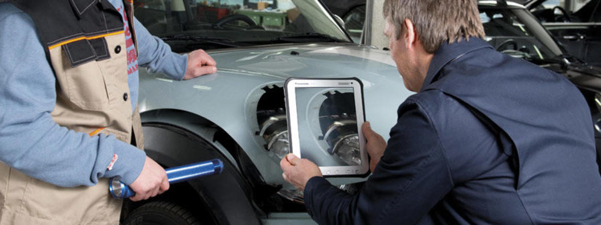 Toughbook Automotive Solutions Hero Image