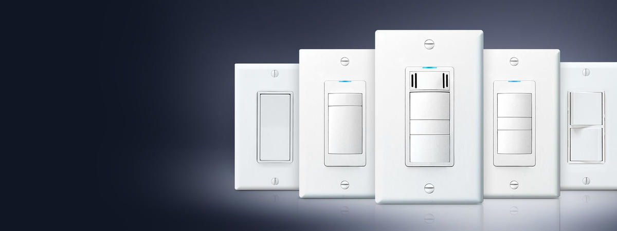Panasonic Ventilation Control Devices: Timers, Sensors, and Switches ...
