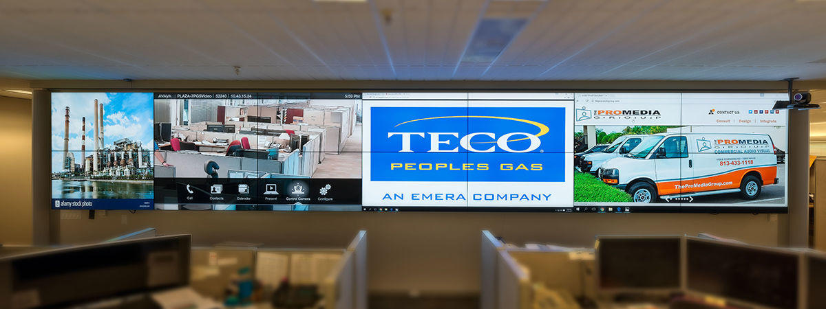 Tampa Electric Company Case Studies Panasonic