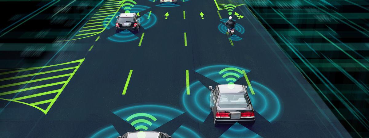 Panasonic Unveils Cirrus V2x Traffic Management Solution