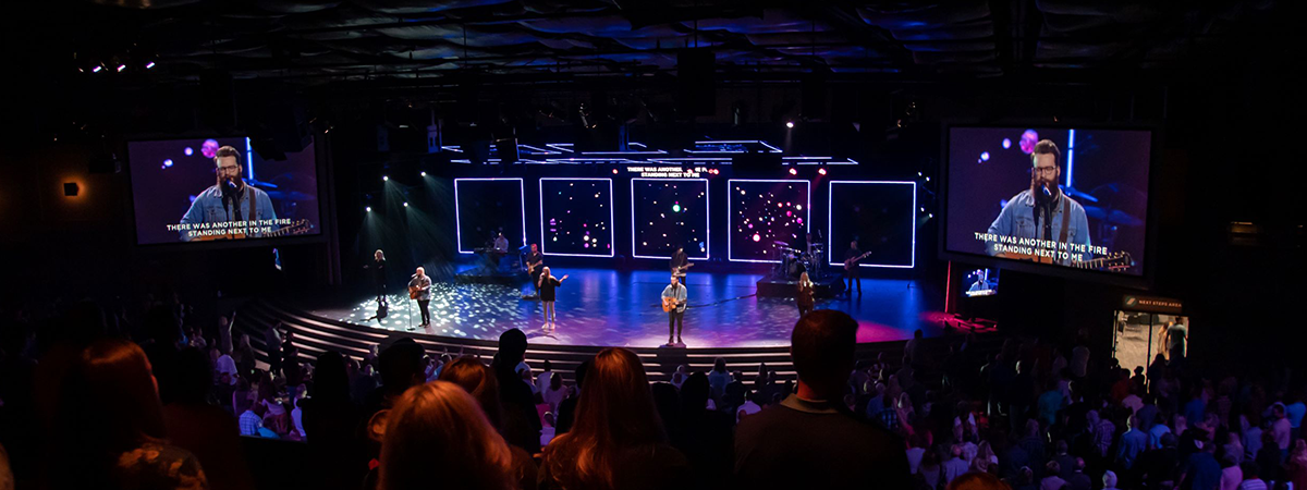 how to make your church video production cinematic  live multicamera and projection how-to