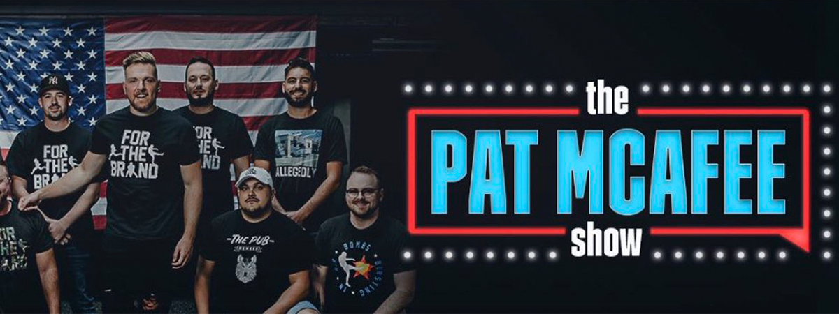 Case study of DAZN using panasonic ptz cameras and robotic camera controllers for broadcasting and streaming the Pat Mcafee show OTT