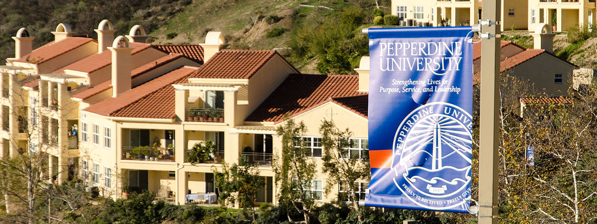 Pepperdine University Campus Deploys Hybrid Classroom Solutions featuring remote robotic cameras for remote learning