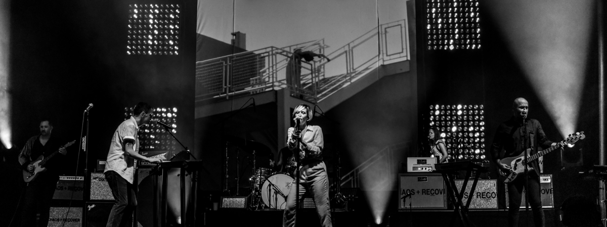 july talk performs on stage